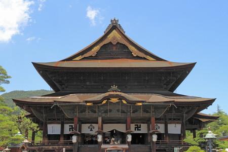 合宿免許の合間に観光スポット・史跡巡り・長野