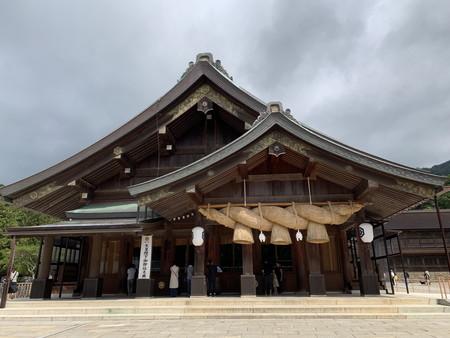 合宿免許の合間に観光スポット・史跡巡り・島根