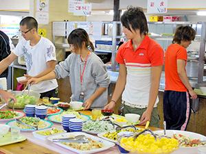 合宿免許で食べ放題で好きなものを選びたい方に・栃木県