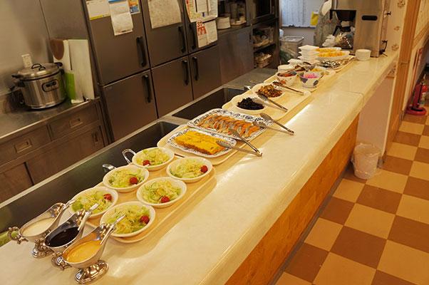 食堂(食事イメージ)