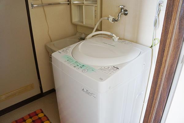 洗面・洗濯機