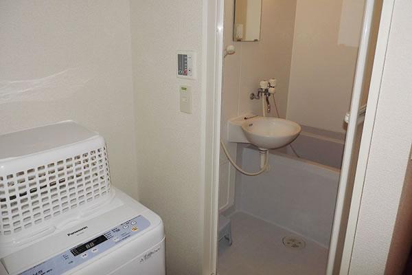洗濯機・風呂