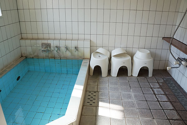 風呂(温泉)