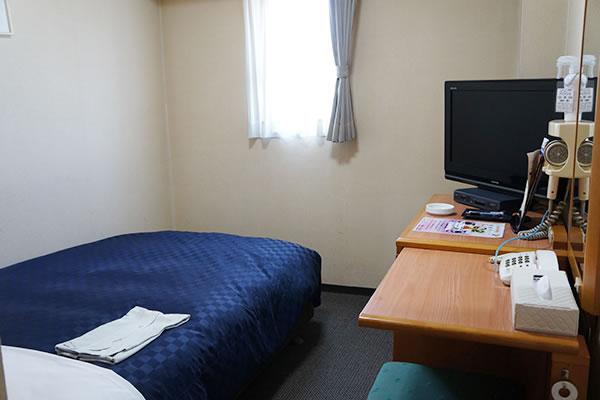 シングル室内