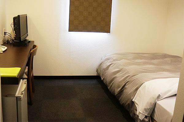 シングル室内①
