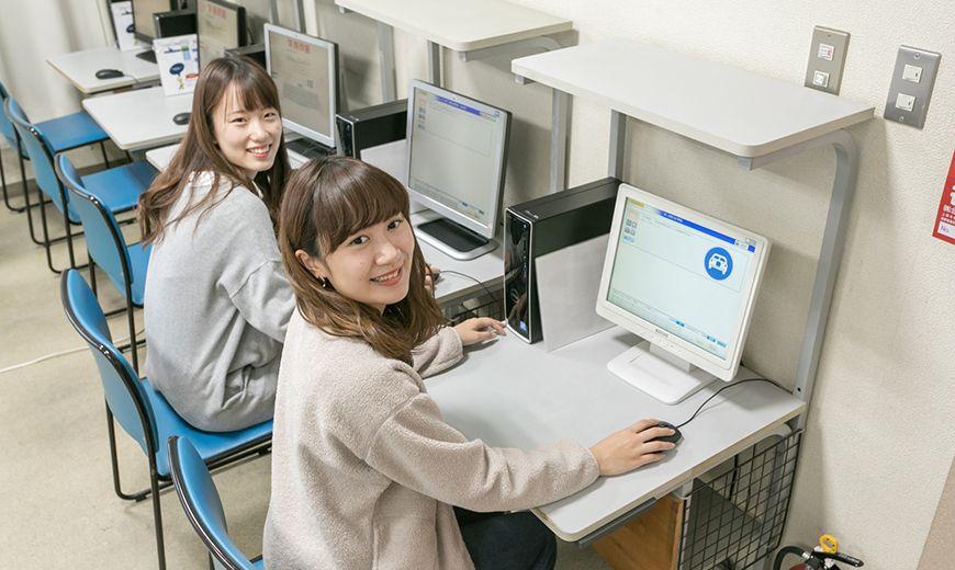 学科パソコン