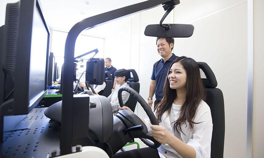 模擬運転モデル